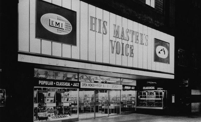 A visual history of HMV on Oxford Street
