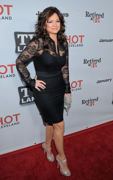 What that Where does valerie bertinelli hot