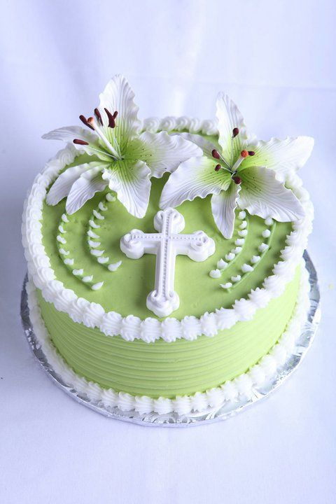 christian easter cake - Google Search