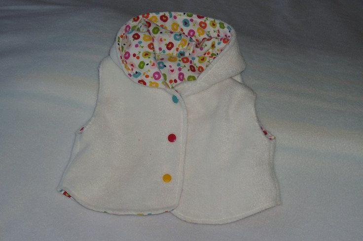 Weiteres - Baby-Weste - ein Designerstück von Christa-Wilbert bei DaWanda