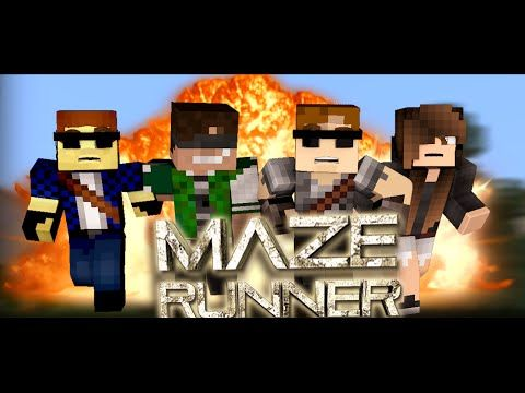 Minecraft MAZE RUNNER Music Video - (Minecraft Rap By Zach Boucher) - http://music.tronnixx.com/uncategorized/minecraft-maze-runner-music-video-minecraft-rap-by-zach-boucher/