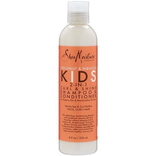 Shea Moisture Coconut & Hibiscus Kids 2-IN-1 Curl & Shine Shampoo & Conditioner 8 oz  $9.45 Visit www.BarberSalon.com One stop shopping for Professional Barber Supplies, Salon Supplies, Hair & Wigs, Professional Product. GUARANTEE LOW PRICES!!! #barbersupply #barbersupplies #salonsupply #salonsupplies #beautysupply #beautysupplies #barber #salon #hair #wig #deals #sales #Shea #Moisture   #Coconut&Hibiscus   #Kids2IN1 #Curl&Shine #Shampoo&Conditioner