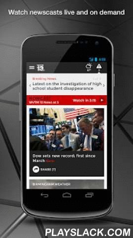 WVTM 13  Android App - playslack.com ,  Get real-time access to Birmingham, Iowa local news, national news, sports, traffic, politics, entertainment stories and much more. Download the WVTM 13 News app for free today.With our Birmingham local news app, you can:- Be alerted to breaking local news with push notifications.- Watch live streaming breaking news when it happens and get live updates from our reporters.- Submit breaking news, news tips or email your news photos and videos right to…