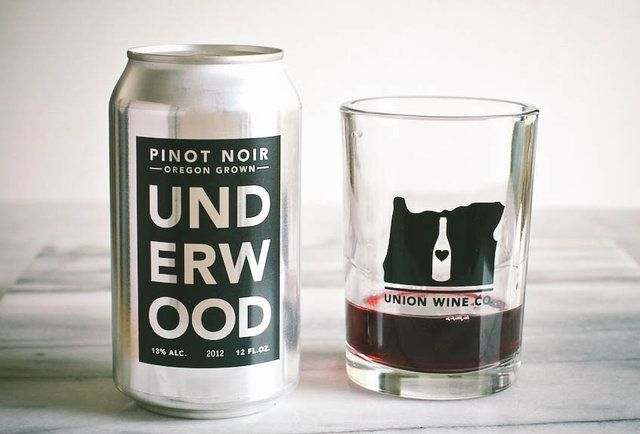 Wine in a can? Really?