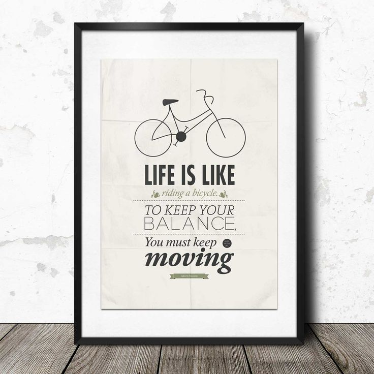 """life is like"" från Konstgaraget hos ConfidentLiving.se"