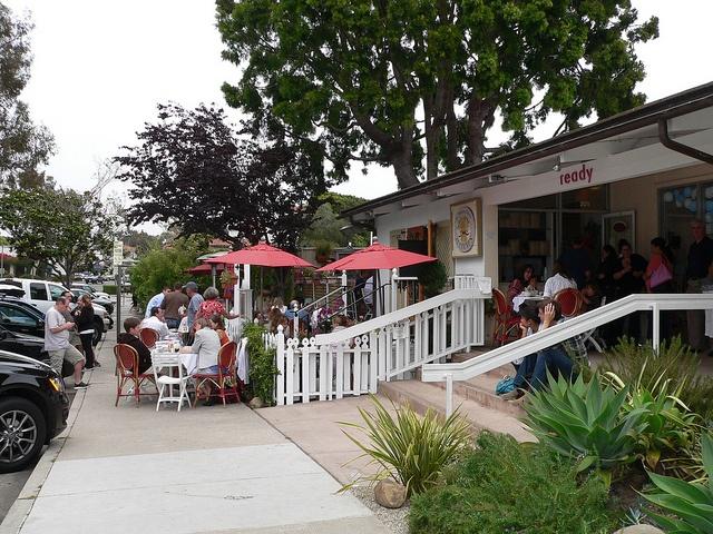 Jeannine's Bakery in Montecito, California