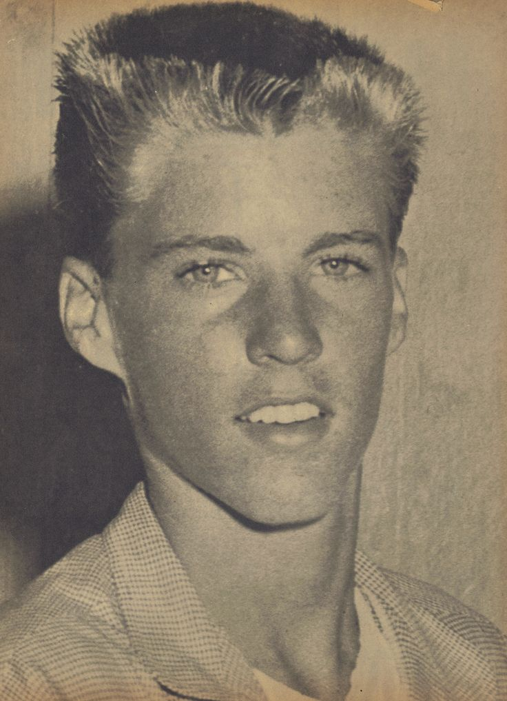 CELEBRITY YEARBOOK - Ricky Nelson