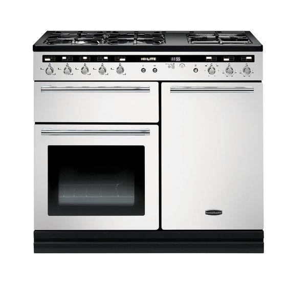 Rangemaster HI-LITE 100cm Dual Fuel Range Cooker from Kensington Domestic Appliances