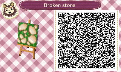 """hipstercrossing: """" hey guys! made a spring version of my path set! """" top left- 3x3 stone tiles with grassy overgrowth top right - 3x3 tiles with more dirt middle left- 3x3 tiles with a step in the..."""