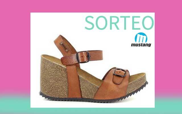 Sorteo Sandalias Mustang con Zapatos Guapos