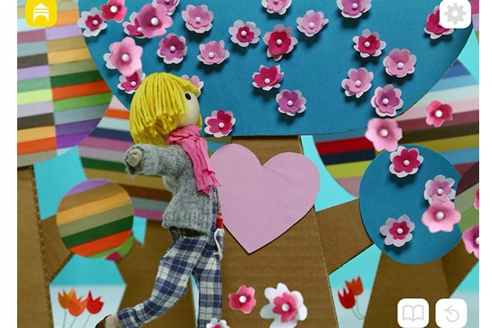 Windy and Friends new kids app: a charming Valentine's Day story and educational app they'll love any day. Load up the tablets!