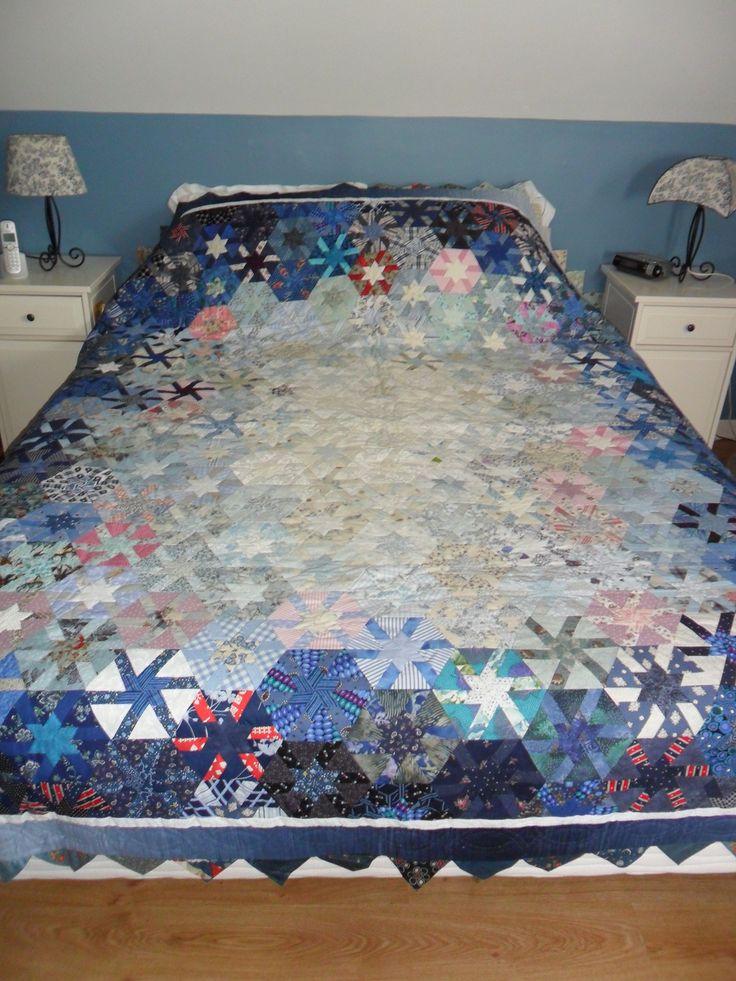 17 meilleures images propos de patchwork sur pinterest tissu japonais kimonos et tissus. Black Bedroom Furniture Sets. Home Design Ideas