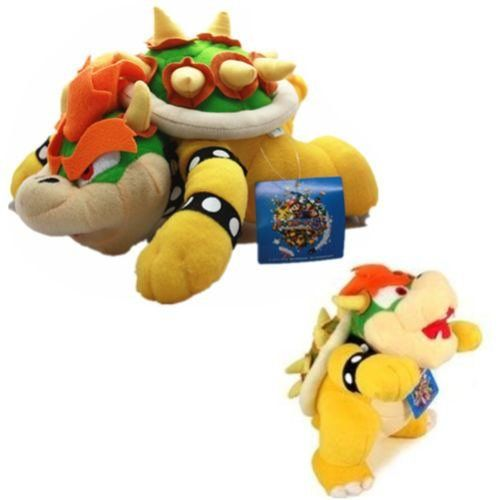 New 10in Bowser King Koopa Anime Plush Doll Soft toy @ niftywarehouse.com #NiftyWarehouse #Mario #SuperMario #Nintendo #VideoGames #Gaming #MarioBrothers