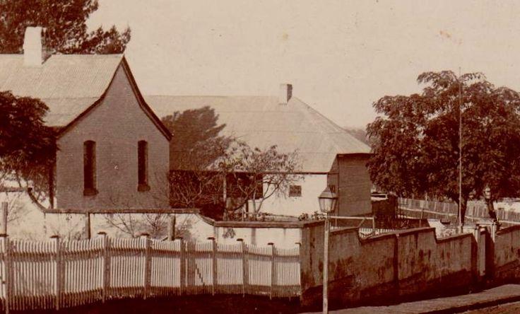 Old Police Barracks, Windsor, Bridge Street,