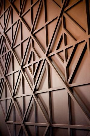 Spicers Balfour Hotel: wall panel details