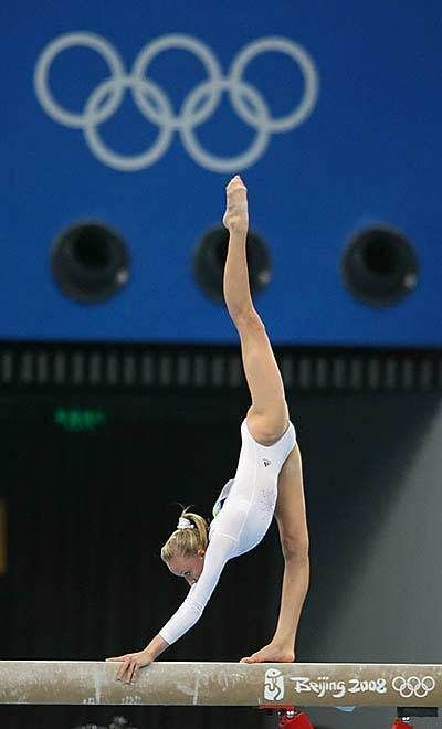 plus 1/3 Nastia Liukin For a dedicated board on 2008 Olympics gymnastics: http://pinterest.com/kythoni/gymnastics-olympics/
