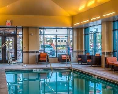 Hampton Inn & Suites Boulder North Hotel, CO - Indoor Heated Pool