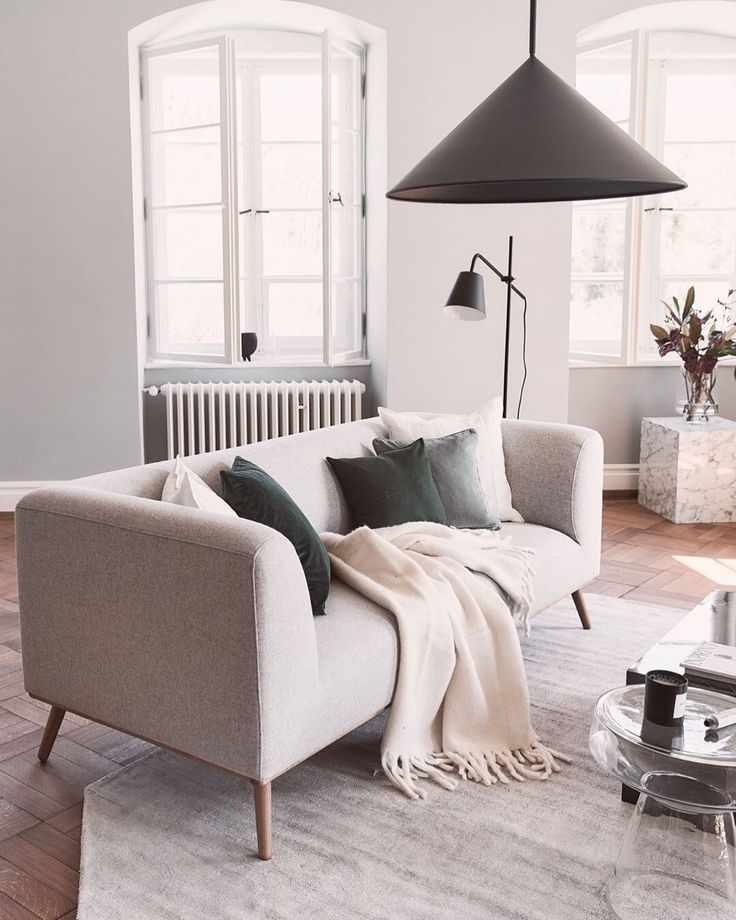 "Teppich Couch Westwing Deutschland On Instagram: ""beige & Grau: It's A ..."
