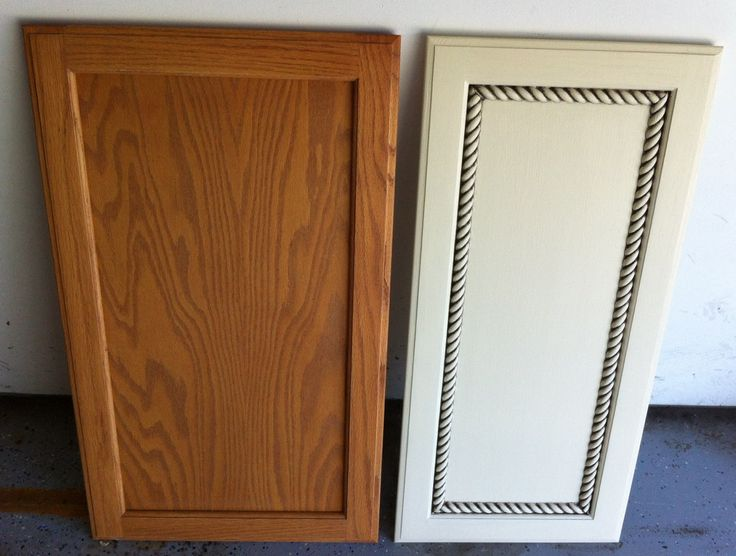 Kitchen Transformation Before And After: Rust-Oleum Kitchen Cabinet Transformation Kit, Before And