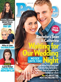 Sean Lowe & Catherine Giudici Recall the Moment They Fell in Love - Couples, Engagements, The Bachelor, Catherine Giudici, Sean Lowe : People.com