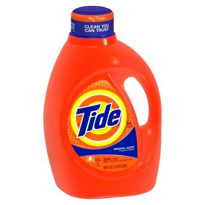 Tide Original Liquid Laundry Detergent - 100 oz : Target