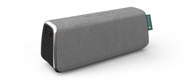 Portable Waterproof Wireless Speaker - FUGOO Style Red