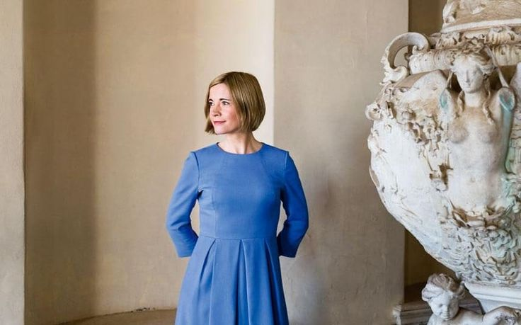 lucy worsley | Historian Lucy Worsley: My life in eight objects