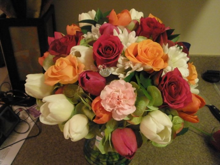 bridal flowers charlotte nc