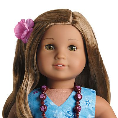 pictures of american girl dolls | New American Girl Doll Released- Kanani from Hawaii [PIC]