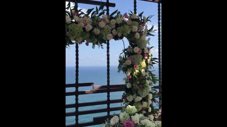 Flowers wedding decoration by Madame Fleuriste - YouTube