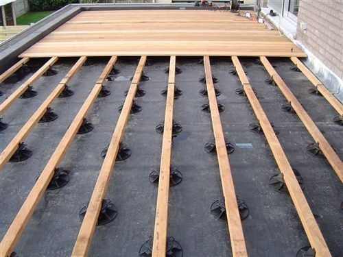15 best rooftop deck images on pinterest rooftop deck for Cost of building a roof