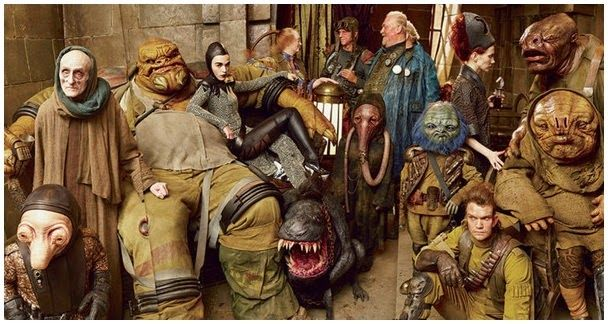 St The Alien Species Of The Force Awakens Jedi Council Forums