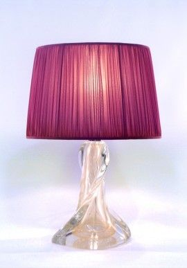 Table lamp - Golden torchon BUY IT NOW ON www.dezzy.it!