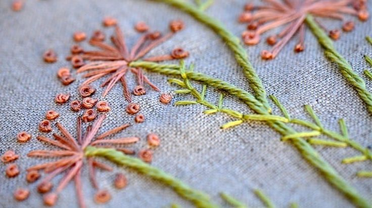 Looking for hand embroidery designs? Whether you're a beginner or worked on quite a few designs, you'll find some hand embroidery designs here you'll love!