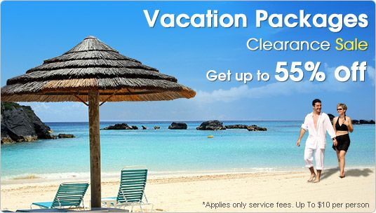 awesome Vacation packages deals