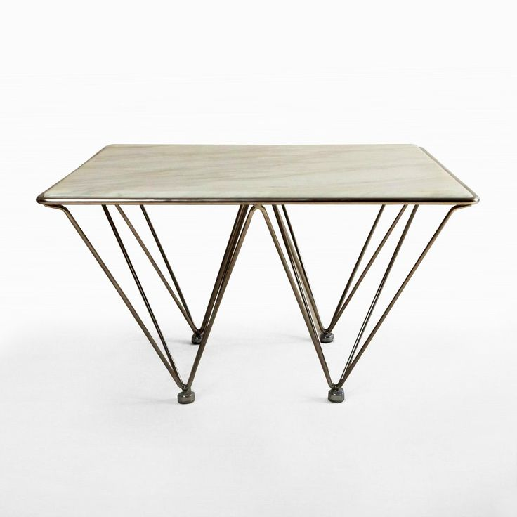 Amazing Marble Top Coffee Table | Dotandbo.com