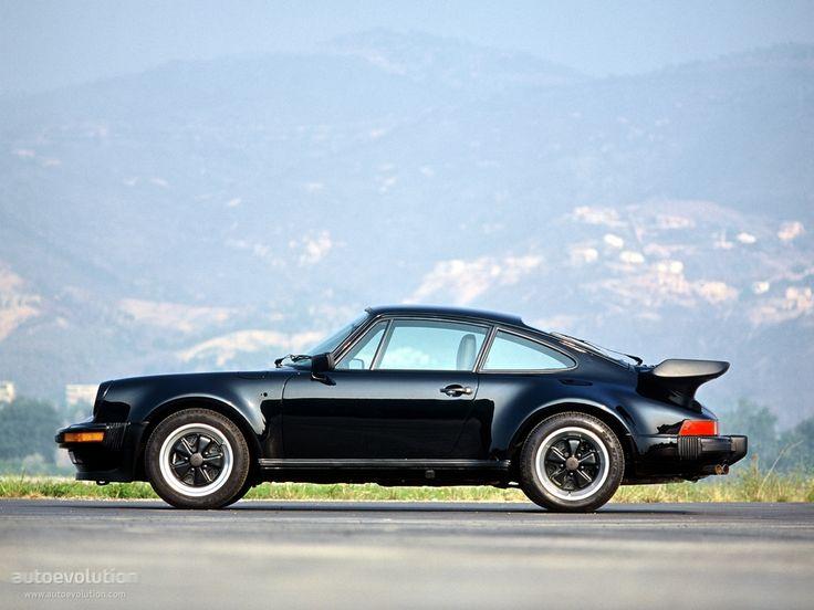 PORSCHE 911 Turbo (930) - 1977, 1978, 1979, 1980, 1981, 1982, 1983 ...