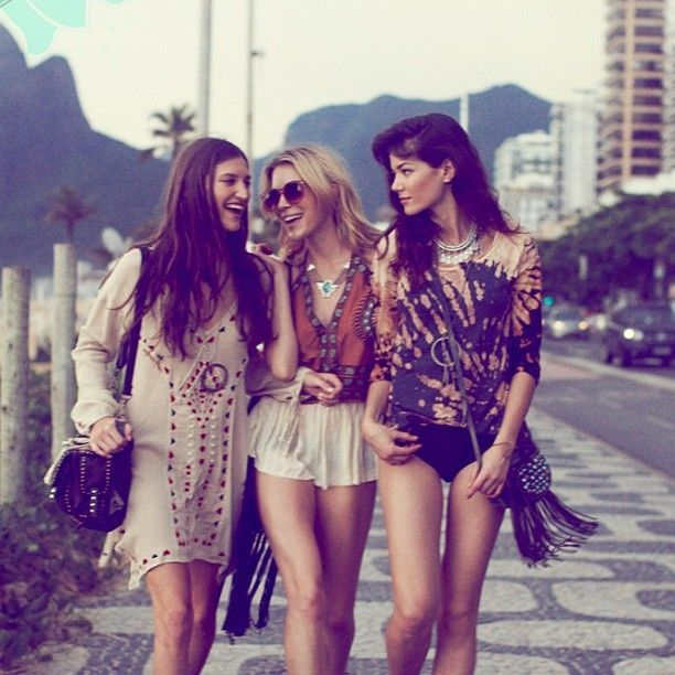 modern hippie masa style boho chic fashion ideas http