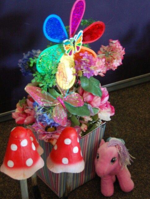 Pony party decorations