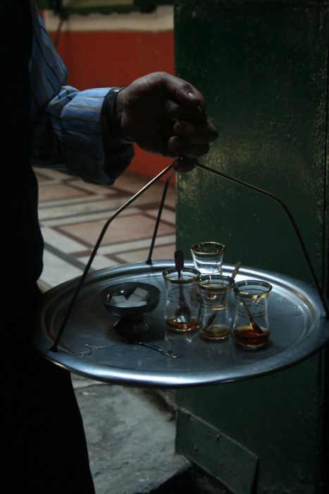 Fancy some Turkish style tea?