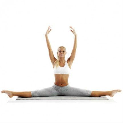Barre au sol : la barre au sol est une discipline pratiquée par les danseuses classiques pour assouplir, tonifier et galber leur corps. Vanessa Villain, chorégraphe et professeur de danse, propose 12 exercices inspirés de la barre au sol.