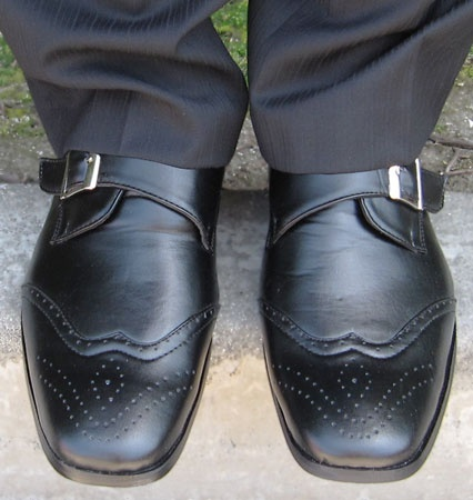 Vegan Dress Shoes are perfect for the office or a night out in style