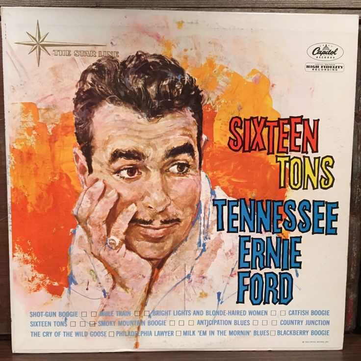 1000 Ideas About Tennessee Ernie Ford On Pinterest