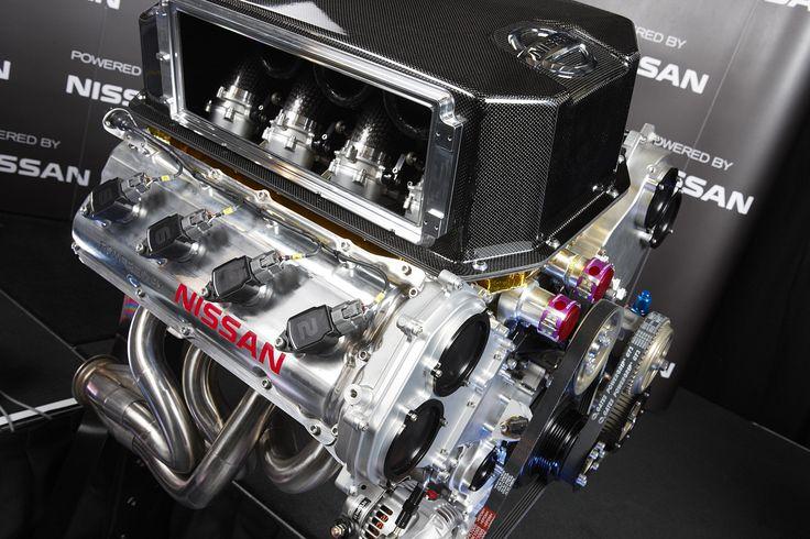 Australian V8 Supercar series: Nissan V8 engine