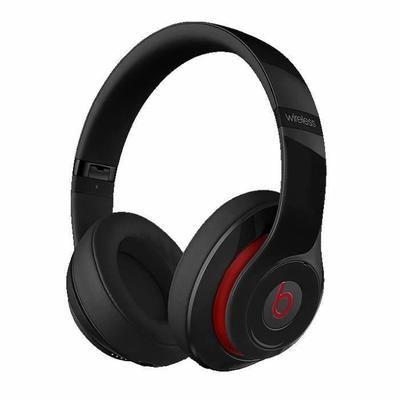 "BEATS AUDIO Casque audio stéréo Wireless Bluetooth ""Studio"", Micro, Circumaural, Noir, Reconditionné - Transmission sans fil Bluetooth …"