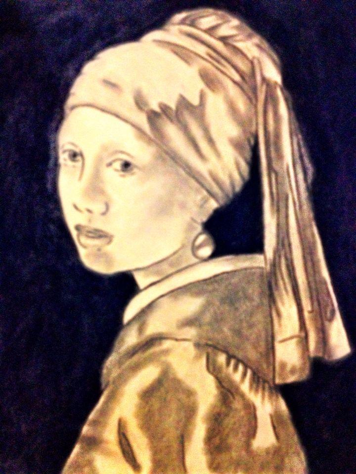 La ragazza con l'orecchio di perla