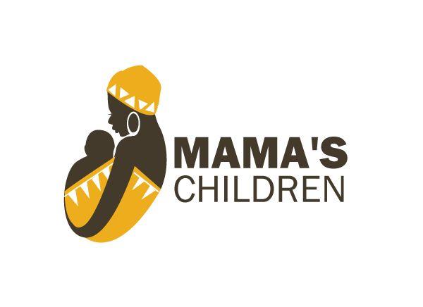 MAMA's Children Logo Design