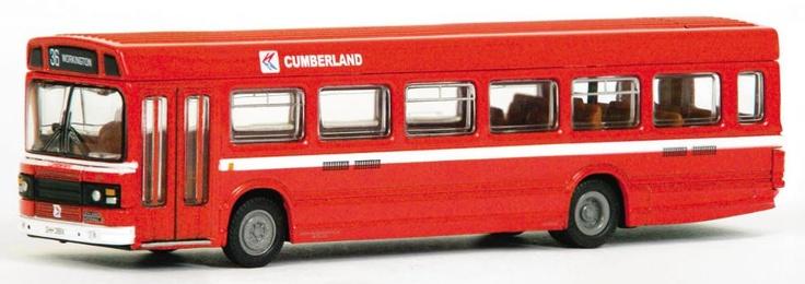 Leyland national mkii long company cumberland n b c route