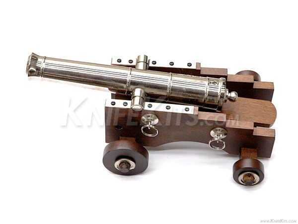 Traditions™ - Mini Old Ironsides - Black Powder Cannon - Parts Kit