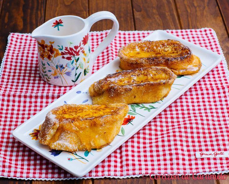 Como no falta mucho para Semana Santa, he pensado empezar mi serie particular de recetas destinadas a esta festividad con una de las más tradicionales en España y fuera de ella. Las torrijas aparec…